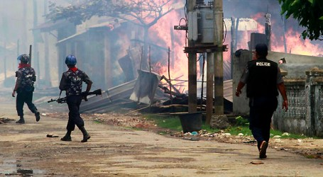 Rakhine Death Toll 'Higher Than Reported'