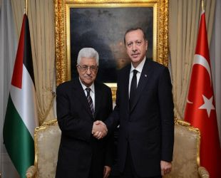 Abbas Starts Official Visit to Turkey