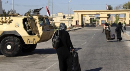 Egypt to Open Rafah Crossing on Saturday, Sunday