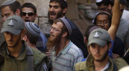 Israeli Illegal Settlers Set New 'Outpost' In The Jordan Valley