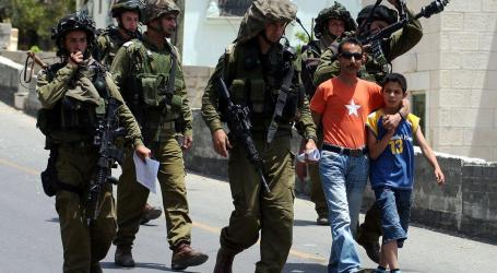 Israel Detained 2.355 Palestinians in Jerusalem Last Year