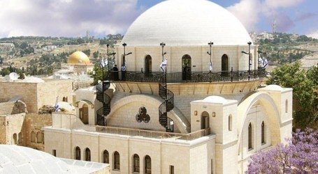 Islamic-Christian Commission Warns of Israel's Construction of Synagogue Next to Al-Aqsa