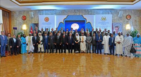 Parliamentary Union of Muslim Body Condemns Terrorism