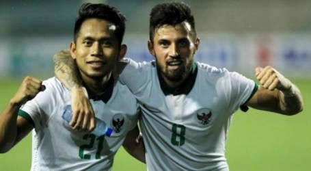 AFF Cup Star Stefano Lilipaly Vows to Bring Joy to Indonesia Football Fans