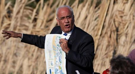 Erekat on Palestinian Independence Day : Int'l Community Failed to Correct Injustice