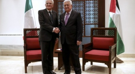 """Peace is Our Strategic Goal"" – Palestinian President"