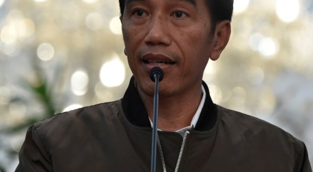 Jokowi Urges Indonesians Not to Hold Another Rally