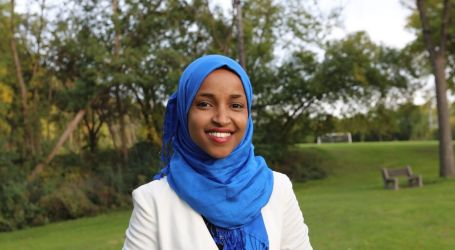Ilhan Omar, First Somali American legislator in the US
