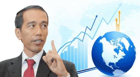President Jokowi : Indonesia's Economic Growth the Third Highest