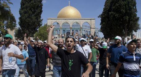 Aqsa Preacher Condemns Israeli Demolition Policy
