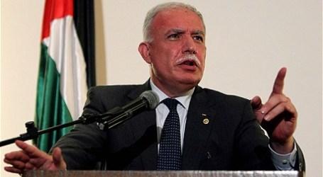 FM Maliki Hopes US Will Not Seto Anti-settlements Resolution