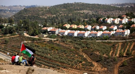 Turkey Blasts Israel Approving New West Bank Settlements