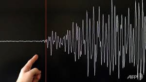 Strong Earthquake in Rantau Sumbawa, Indonesia