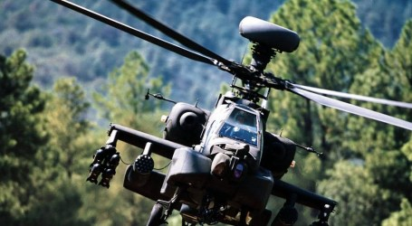 First AH-64E Apache Guardian for Indonesia Arrives from US