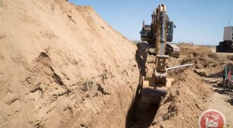 Egyptian Army Destroys 12 Tunnels Along Gaza Border