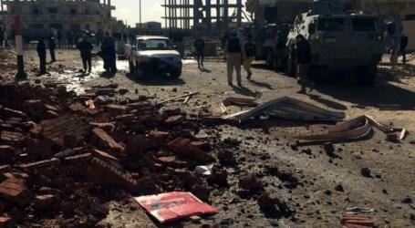 Truck-Bomb Kills 9 Policemen in Egypt's Sinai Peninsula