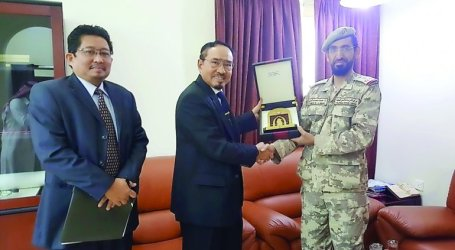 Indonesia Envoy Invites Qatar Army Officer to Defence Expo