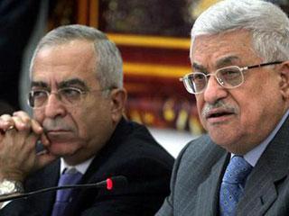 Abbas Discusses US Veto Blocking Fayyad from UN Job