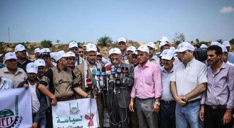 Gaza: IOA Revokes About 2000 Travel Permits For Bisinessmen