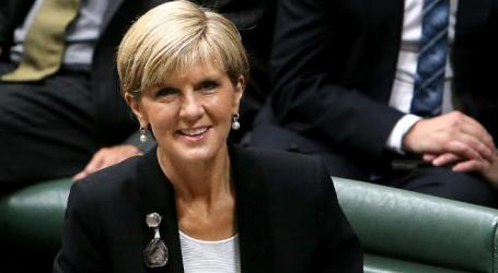 Julie Bishop Insists Bali Is Still Safe for Australian Travellers