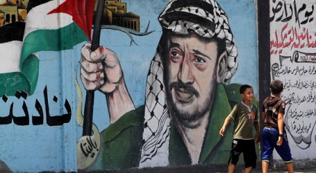 No Israeli Streets to Be Named after Arafat : Netanyahu