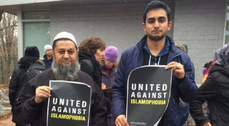 NCCM : Anti Muslim Incident in Canada on The Rise
