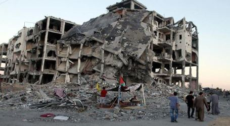 Egypt Sends A Team, Heavy Equipments to Support Gaza Reconstruction