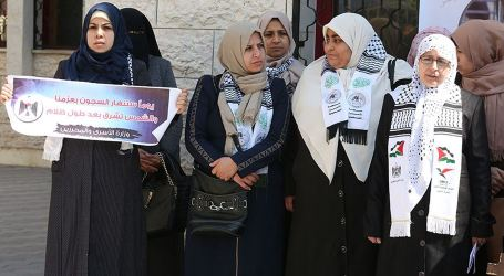 Ministry Calls For Urgent Action To Release Women From Israeli Jails