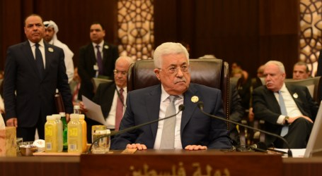 Abbas at Arab Summit : If Israel Wants Peace, It Should End Its Occupation