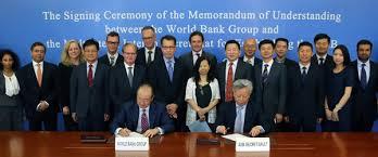 World Bank, AIIB Sign Cooperation Framework