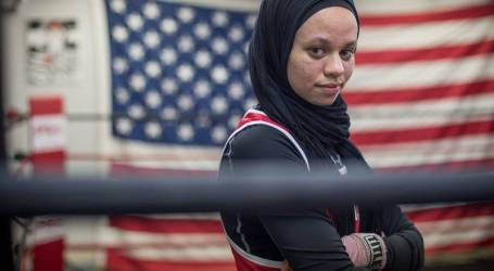 American Muslim Female Boxer Allowed to fFght with Hijab
