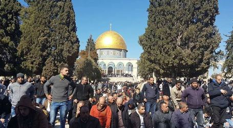 Al-Aqsa Preacher: Supporting Captives Is A Must