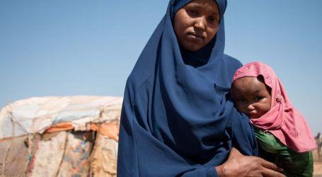 Britain's May Urges International Partnership for Famine-Hit Somalia
