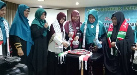 Indonesian Foundation Collects Coins for Palestine