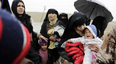 Displaced from Western Mosul Exceed 526,000 — Iraqi Min.