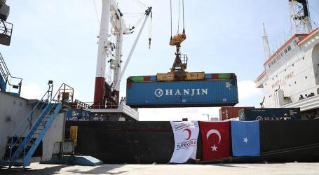 Turkey To Send 15.000 Tons Of Aid To Somalia In Ramadan