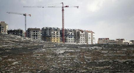 EU Calls for Halting Settlements in Area C