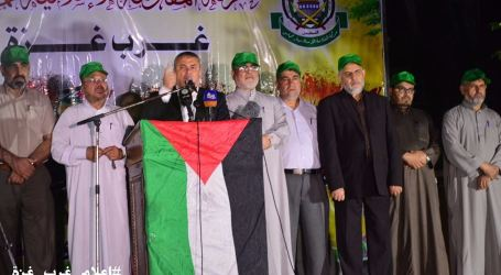 Citizens Rally To Condemn Trump's Remarks Against Hamas