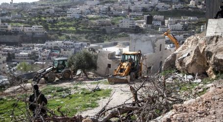 New Israeli Stop-Work Orders Issued in Salfit