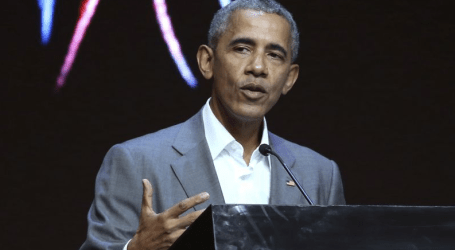 Obama Delivers Speech at Indonesian Diaspora Congress