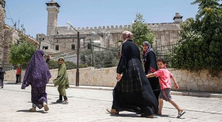 UNESCO Declares Hebron Old City a World Heritage Site