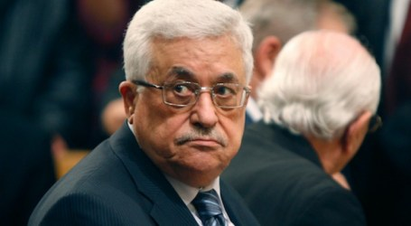 President Abbas Contacts World Governments to Halt Israeli Measures In Jerusalem