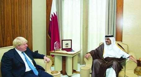 End Qatar blockade, UK FM Tells Arab States