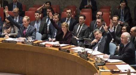 UNSC Unanimously Votes Imposing New Sanctions on North Korea