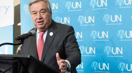 UN Secretary Warns Hatred and Xenophobia Growing Like Tsunami During Pandemic