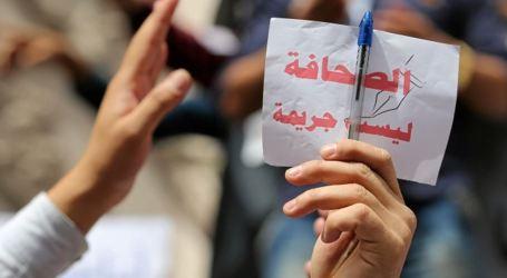 Report: 96 Israeli Violations against Palestinian Journalist in July