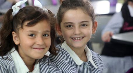 1.2 Million Palestinian Students Start Their New School Year