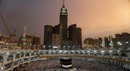 Around 2.35 Million Pilgrims Perform Hajj This Year, Say Saudi Authorities
