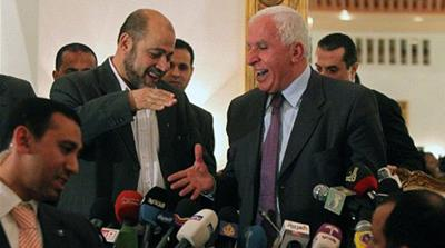 Palestine Fatah Movement Commends Egypt's Bids to End Division