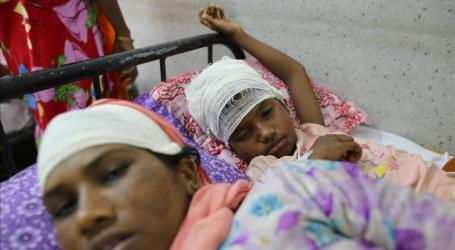 Rohingya Victims Try to Recover at Bangladesh Hospital